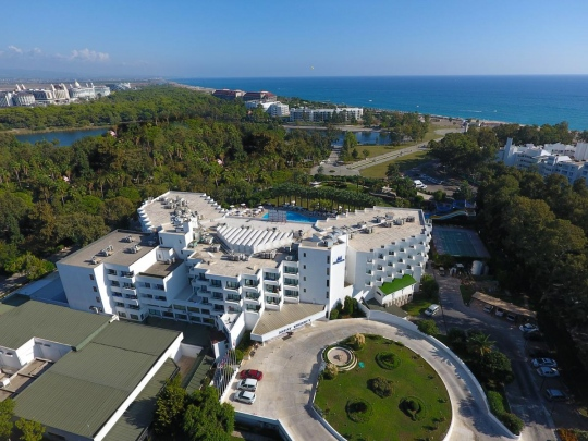Почивка в ARMAS SARAY REGENCY 5* (ex.Maritim Saray)