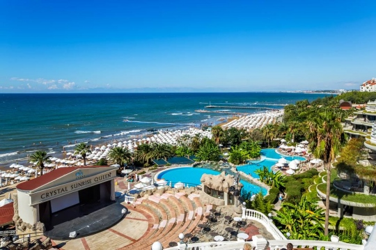 Почивка в CRYSTAL SUNRISE QUEEN LUXURY 5*