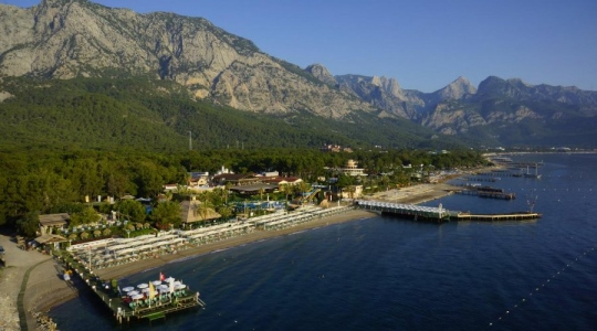 Почивка в AMARA CLUB MARINE NATURE 5*
