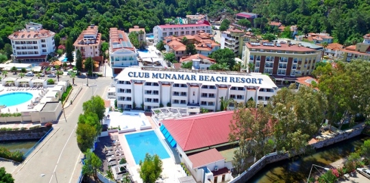 Почивка в CLUB MUNAMAR BEACH  RESORT 3+*