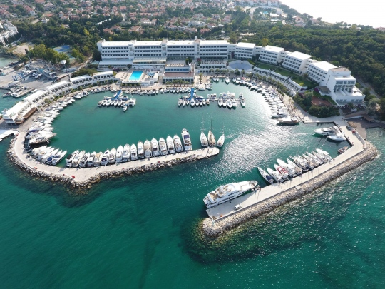 Почивка в ALTIN YUNUS RESORT & THERMAL HOTEL 5*