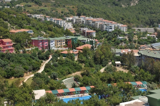 Почивка в LARISSA HILL BEACH 4*