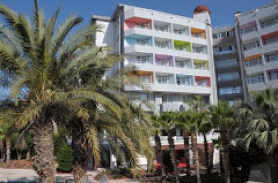 Почивка в MERIDIA BEACH HOTEL