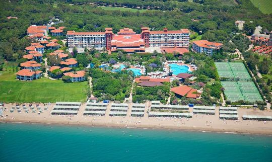 Почивка в BELCONTI RESORT 5*