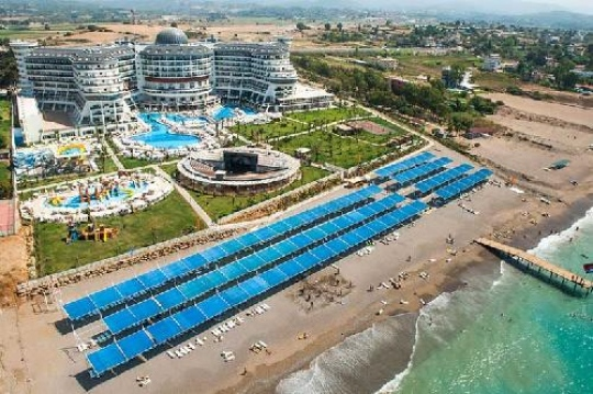 Почивка в SEA PLANET RESORT & SPA 5*