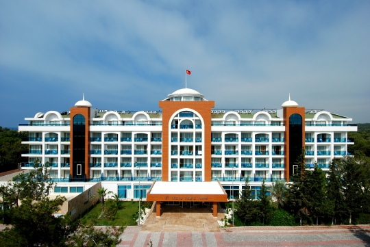 Почивка в MAYA WORLD HOTEL SIDE 4*