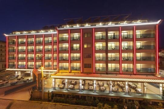 Почивка в JDWDESIGN HOTEL 4*