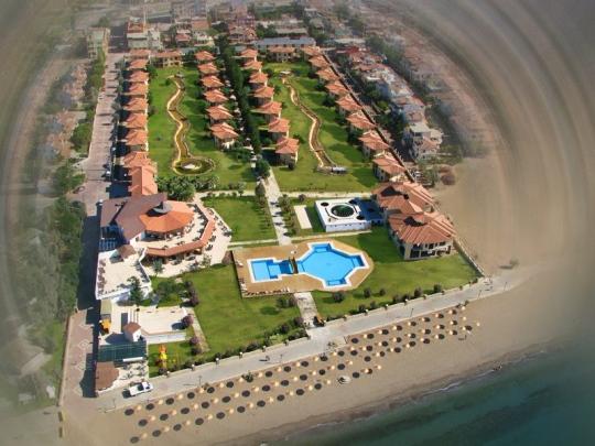 Почивка в ANGORA BEACH HOTEL 4*
