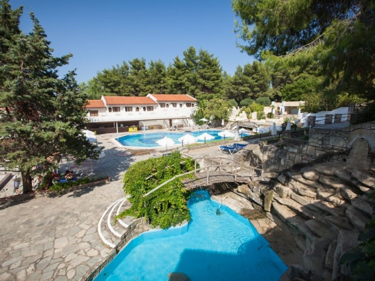 Почивка в BOMO MACEDONIAN SUN HOTEL 3*