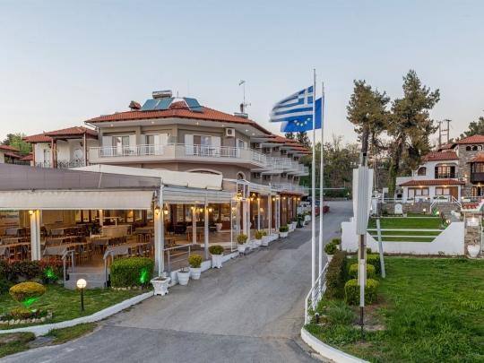 Почивка в GEORGALAS SUN BEACH HOTEL 2*