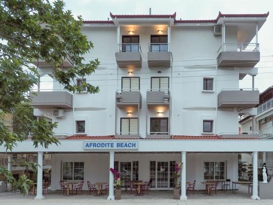 Почивка в AFRODITE BEACH HOTEL 2*
