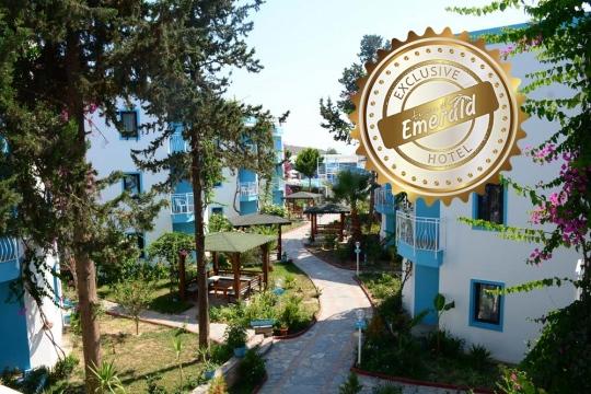 Почивка в COSTA BLU HOTEL 4*