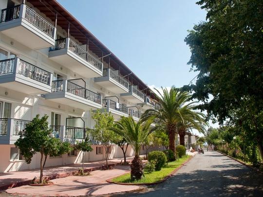 Почивка в SUN BEACH HOTEL 3*