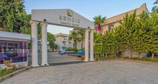 Почивка в BENDIS BEACH HOTEL 4*