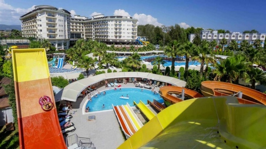Почивка в MUKARNAS SPA RESORT 5 *