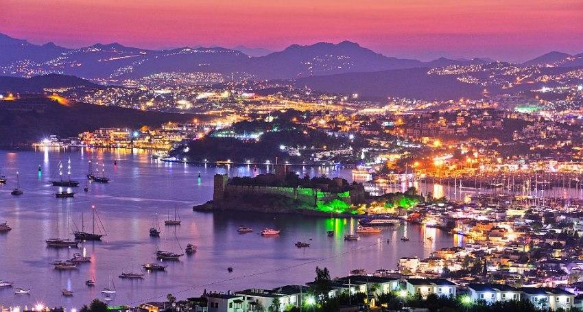 Почивка Бодрум - Лято 2018 Автобусна програма <br>с 5 нощувки от Варна и Бургас  -