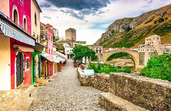 Почивка Хърватия - Босна и Херцеговина<br> автобусна програма <br>от София с 5 нощувки  -